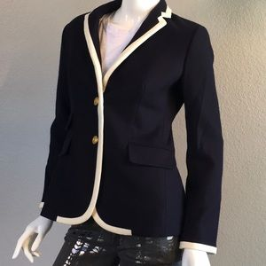 JCREW Wool Two-Button Front Blazer